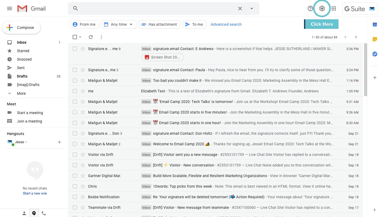 add signature to gmail step 1