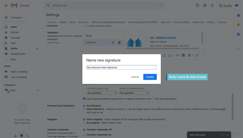 add signature to gmail step 5