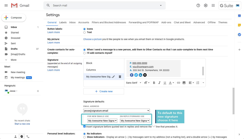 add signature to gmail step 7